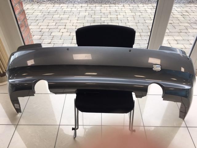 Pare choc BMW E91 Image